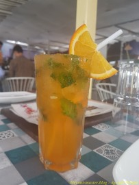 Mandarin - Very refreshing & nice