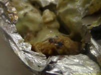 Murgh Tangdi Kulfi Kebab - 3/5 - too much of cheese and a little bland.
