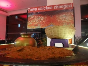 The Chicken Changezi stall