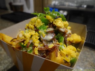 Cheese Overload Poutine