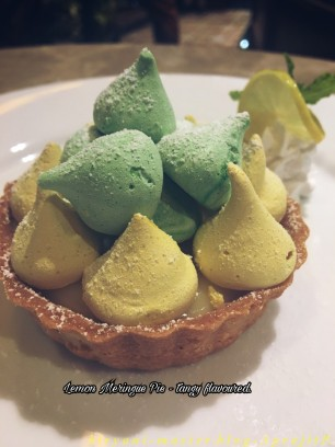 Lemon Mirangue