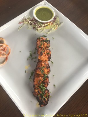 PeriPeri Chicken Tikka