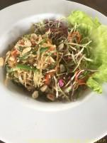 Sprouts Salad - Decent.