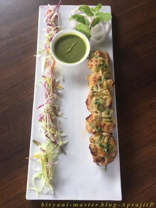 Chicken Zaytooni Kebab