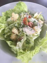 Chicken Caesar Salad - Very Nice