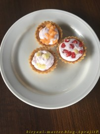 Assorted Fruit Tarts