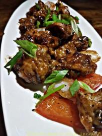 Salt & Pepper Mushrooms