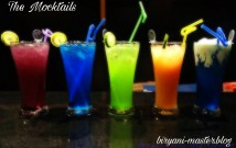 Black Beauty, Virgin Blue Lagoon, Green Apple, Guava Licious & Blue Sea