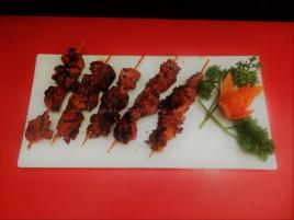 Grilled Zing Zang Kebab