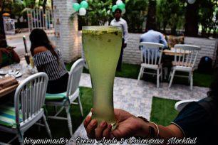 GreenAppleLemonGrassMocktail